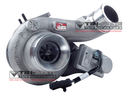 International 4300 Turbocharger, I313, DT466, Borg Warner S300V129, 7 6L,  VGT, 2005-2008