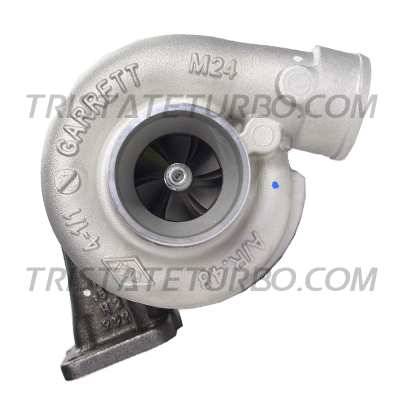 Isuzu Turbocharger Replacement, 3 9L, 4BD1, 4BD2T, Garrett TB2518